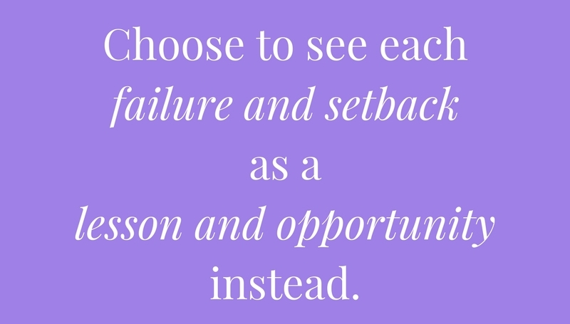 Failure or opportunity?